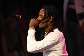 "Fetty Wap Devastated Over The Loss Of His ""Lil Bro"""