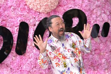 Takashi Murakami Artwork Is Being Given Away For A Treasure Hunt In Paris