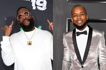 Rick Ross Takes Shots At Tory Lanez's Hairline