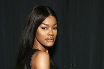"""Teyana Taylor Cries After Elton John Pours On Love: """"You're My Girl"""""""