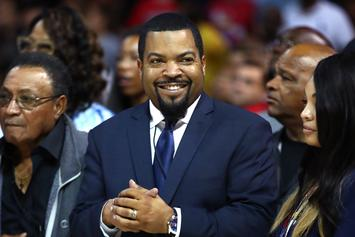 """Ice Cube Clarifies His Stance: """"I'm Not Supporting Donald Trump"""""""
