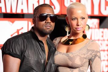"""Amber Rose Says Kanye Has """"Bullied"""" Her For 10 Years: """"Leave Me Alone"""""""