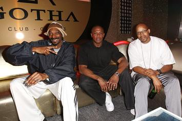Dr. Dre, Snoop Dogg, & Warren G Have Reunited