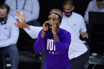 JR Smith Chooses Between 2020 Lakers & 2016 Cavs
