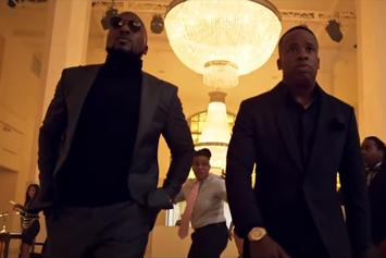 "Jeezy & Yo Gotti Are All About Their Business In ""Back"" Visual"