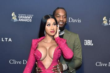Cardi B Screams At Cops During Offset's Detainment: New Video