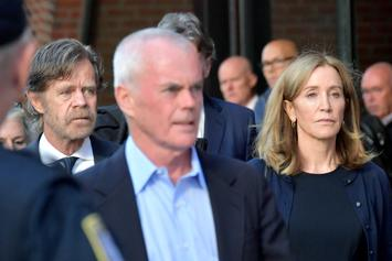 Felicity Huffman Free Of Justice System After Finishing Plea Requirements