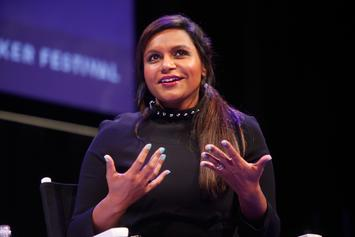 Mindy Kaling Sued For Crashing Into Woman's Car While On Cellphone: Report