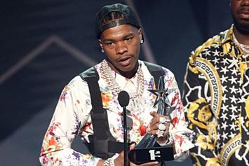 """Lil Baby Is Too Busy """"Getting Millions"""" So He """"Ain't Trippin About Awards"""""""