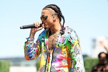 """August Alsina Responds To Viral Post Saying He's """"Irrelevant"""" Again"""