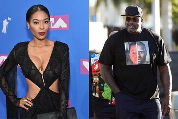 "Moniece Slaughter Says Shaq Dumped Her Because ""He Doesn't Like To Be Questioned"""