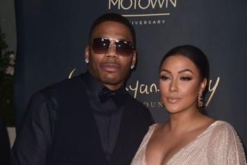 """Nelly Reveals He's """"Working Toward"""" Engagement To Shantel Jackson"""