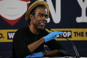"Chris Rock Hates Civil Rights Films: ""Racism & Jim Crow Is So Much Dirtier"""