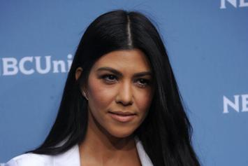 "Kourtney Kardashian Deemed ""Irresponsible"" For Claiming Face Masks Cause Cancer"
