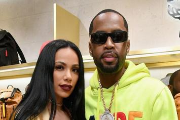 Erica Mena Shares Photos Of Her & Safaree Samuels's Daughter Safire