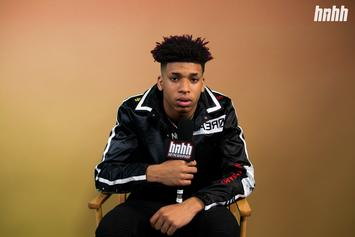 NLE Choppa Dated A 46-Year-Old Woman When He Was 16