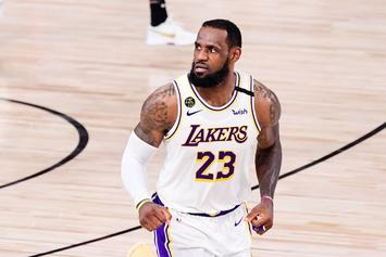 LeBron James Unimpressed By Short NBA Offseason