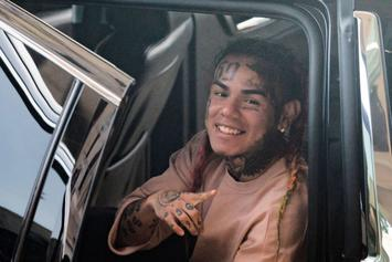 "6ix9ine Targets Lil Durk Once Again Over Death Of King Von: ""Go Pick Up A Gun"""