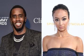 """Diddy Hails Draya As The """"Hustler Of The Year"""" During Island Vaca"""