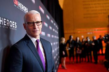 "Anderson Cooper Apologizes For Calling Donald Trump: ""An Obese Turtle"""