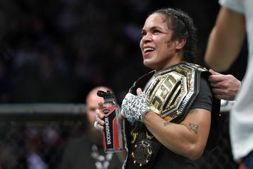 Amanda Nunes Pulls Out Of UFC 256