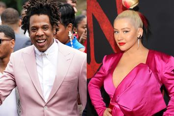 Jay-Z's Roc Nation Signs Christina Aguilera To Management Deal