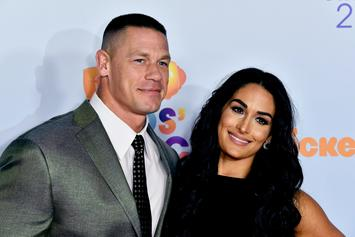 "Nikki Bella Reveals Why She & John Cena ""Will Be Tied Forever"""
