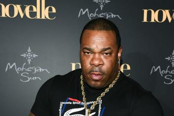 """Busta Rhymes Was Near Death Due To Polyps: """"I Just Started Crying"""""""