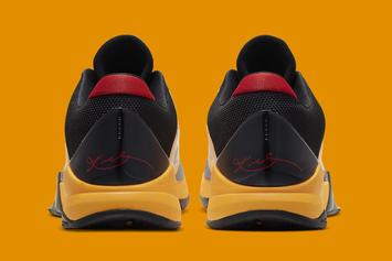 "Nike Kobe 5 Protro ""Bruce Lee"" Gets New Release Date"
