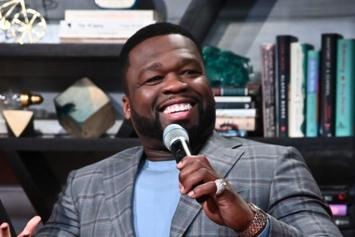 "50 Cent Clowns Jay-Z & Diddy's Swimming Skills: ""Rappers Can't Dive"""