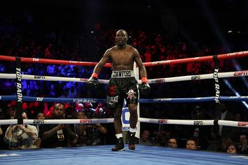 Terence Crawford Hits Kell Brook With Masterful TKO