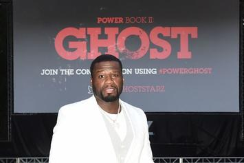 """50 Cent Teases Trailer For """"Power II: Ghost"""" Mid-Season December Premiere"""