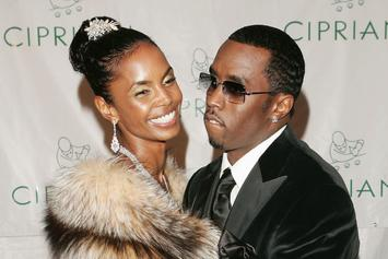 "Diddy Honors Kim Porter On 2nd Anniversary Of Her Death: ""LOVE YOU FOREVER"""