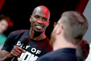 "Chad Ochocinco Reveals Why His GF Is ""The One"" & Gives Him ""Structure"""