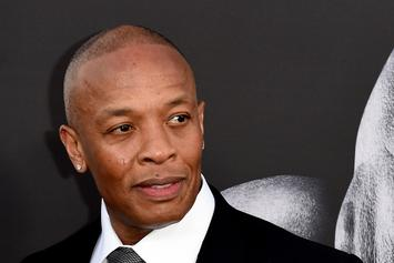 "Dr. Dre Allegedly Suffers ""Detox"" Leak As ""Get It"" Hits The Internet: Report"