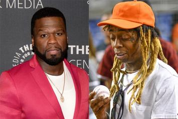"50 Cent Reacts To Lil Wayne's Gun Charge: ""Get [Trump] On The Phone"""