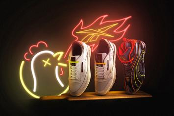 Reebok x Hot Ones Team Up For Creative 3-Piece Sneaker Collab