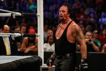 The Undertaker Delivers Emotional Farewell To The WWE