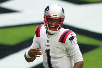 Cam Newton Deflects When Asked If He'll Return To Patriots