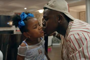 "DaBaby & His Daughter Drop Video For ""More Money More Problems"""