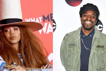 Erykah Badu Discusses Relationship With Andre 3K In Interview With Summer Walker