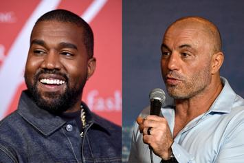 Joe Rogan Says Kanye West Shouldn't Be Medicated, Discusses Podcast BTS