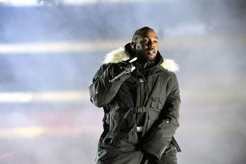 Kendrick Lamar New Music Rumors Fly With TDE Video Shoot