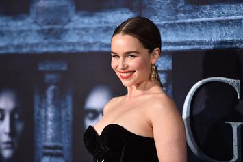 "Emilia Clarke Improvised  Entire ""Game Of Thrones"" Valyrian Monologue"