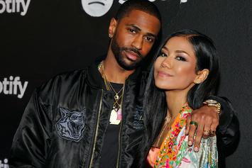 Big Sean Celebrates Relationship With Jhene Aiko In Heartwarming Post