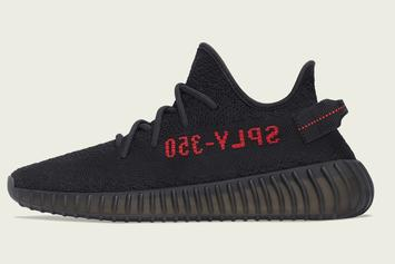 "Adidas Yeezy Boost 350 V2 ""Bred"" Restock Date Revealed"