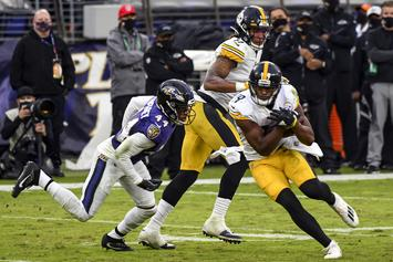Steelers Vs. Ravens Postponed For A Third Time