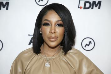 "K. Michelle Is Tired Of Some Artists ""Making A Mockery Of Music"""