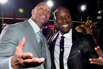 Dwayne 'The Rock' Johnson & Tyrese Gibson Have Reportedly Made Peace