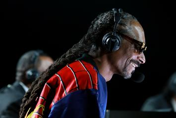 "Snoop Dogg Partners With Triller For ""The Fight Club"" Boxing League"